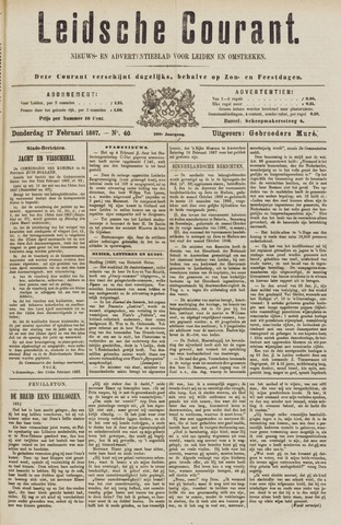 Leydse Courant 1887-02-17