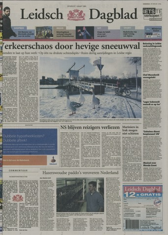 Leidsch Dagblad 2004-02-26