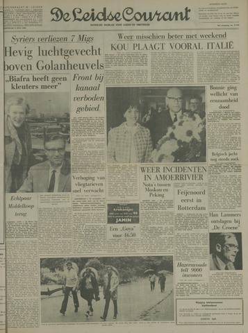 Leidse Courant 1969-07-09