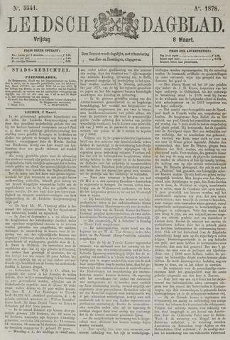 Leidsch Dagblad 1878-03-08
