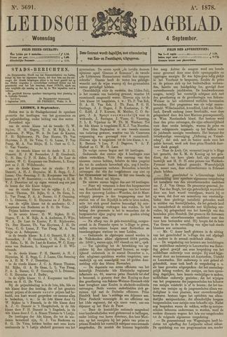 Leidsch Dagblad 1878-09-04