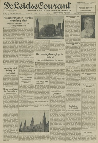 Leidse Courant 1949-08-30