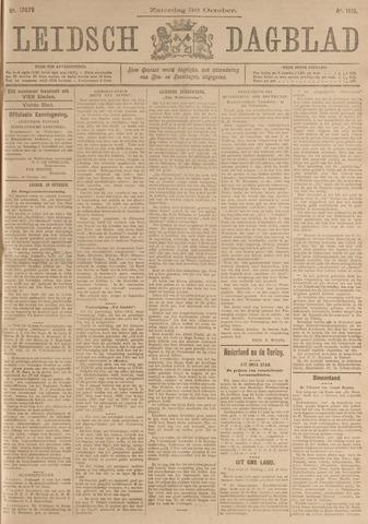 Leidsch Dagblad 1915-10-30