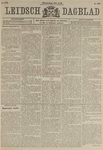 Leidsch Dagblad 1907-07-22