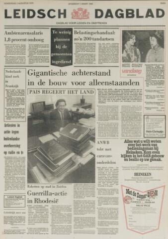 Leidsch Dagblad 1979-08-02