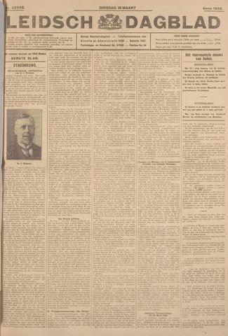 Leidsch Dagblad 1926-03-16