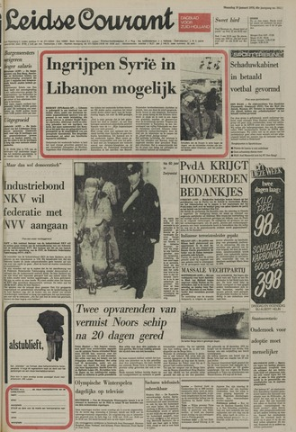 Leidse Courant 1976-01-19