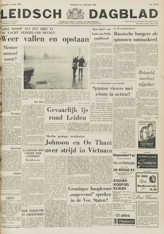 Leidsch Dagblad 1966-01-21