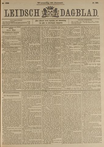 Leidsch Dagblad 1901-01-23