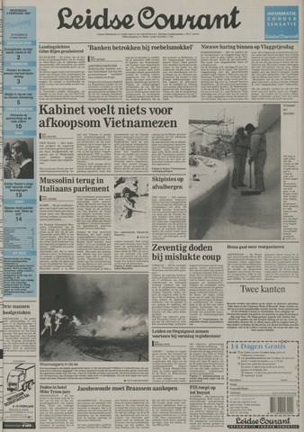 Leidse Courant 1992-02-05