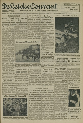 Leidse Courant 1952-07-24