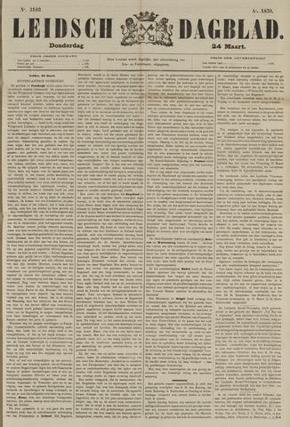 Leidsch Dagblad 1870-03-24