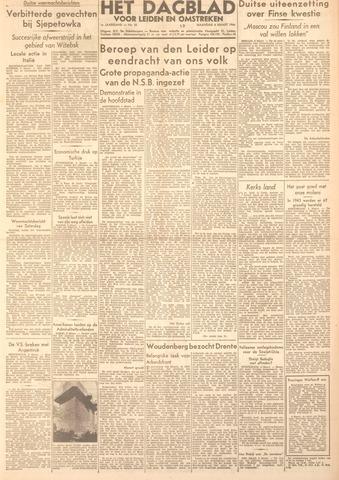 Dagblad voor Leiden en Omstreken 1944-03-06