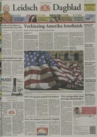 Leidsch Dagblad 2004-11-02