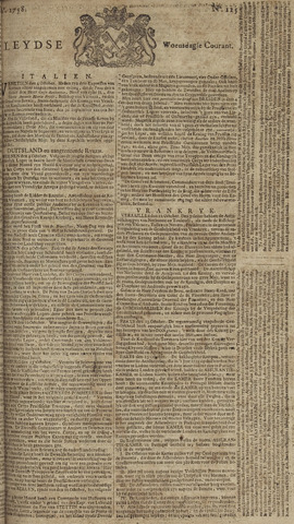 Leydse Courant 1758-10-18