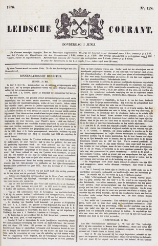 Leydse Courant 1876-06-01