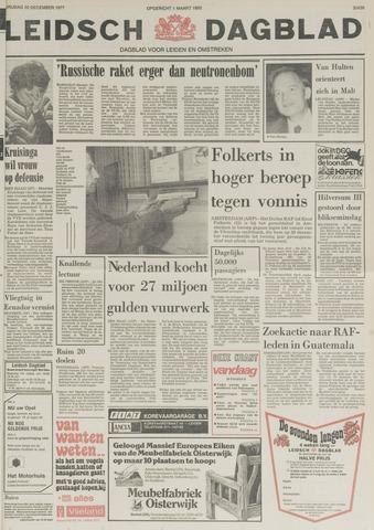Leidsch Dagblad 1977-12-30