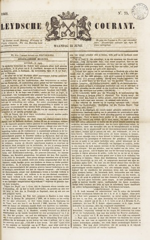 Leydse Courant 1862-06-23