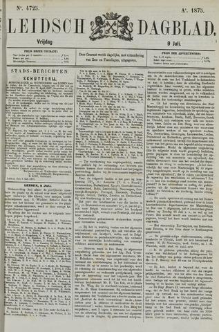 Leidsch Dagblad 1875-07-09
