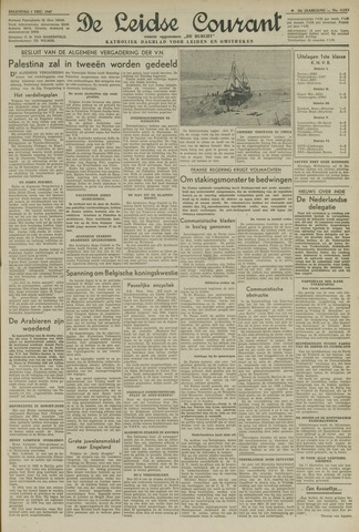 Leidse Courant 1947-12-01