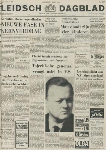 Leidsch Dagblad 1968-03-07
