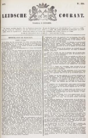 Leydse Courant 1877-10-05