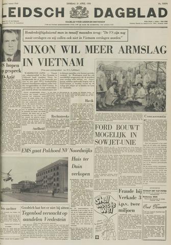 Leidsch Dagblad 1970-04-21