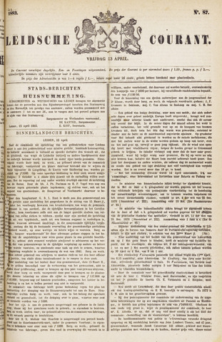Leydse Courant 1883-04-13