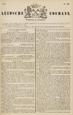 Leydse Courant 1883-08-15