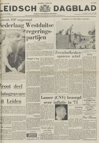 Leidsch Dagblad 1970-06-15