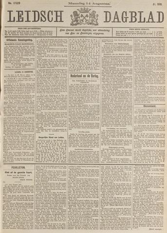 Leidsch Dagblad 1916-08-14
