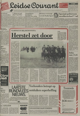 Leidse Courant 1984-09-18
