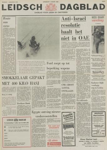 Leidsch Dagblad 1975-08-01