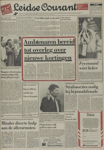 Leidse Courant 1984-05-03
