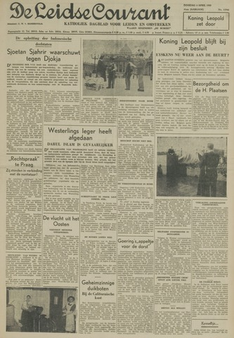Leidse Courant 1950-04-04