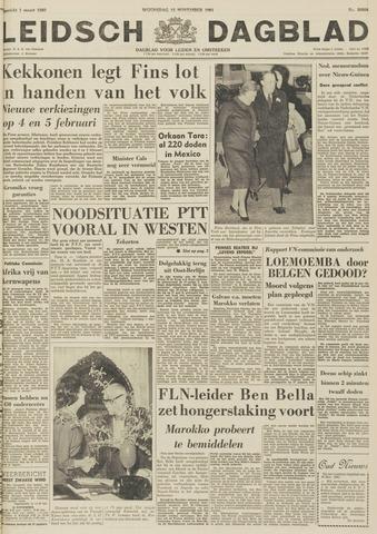 Leidsch Dagblad 1961-11-15
