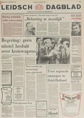 Leidsch Dagblad 1979-11-08