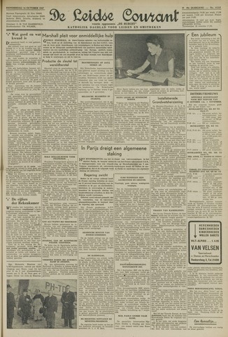 Leidse Courant 1947-10-16