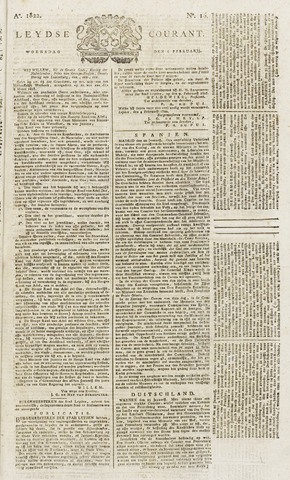 Leydse Courant 1822-02-06