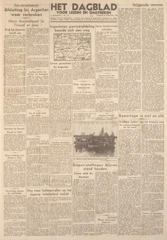 Dagblad voor Leiden en Omstreken 1944-08-22