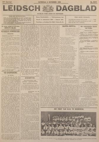Leidsch Dagblad 1930-11-08