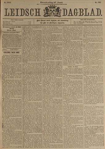 Leidsch Dagblad 1897-06-17
