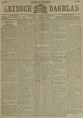 Leidsch Dagblad 1904-11-25