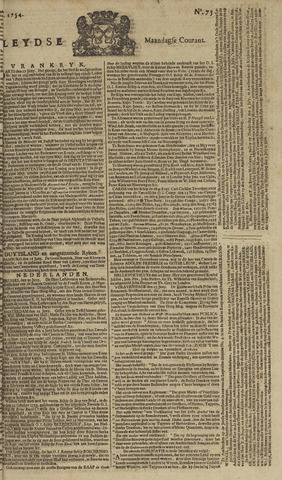 Leydse Courant 1754-06-24