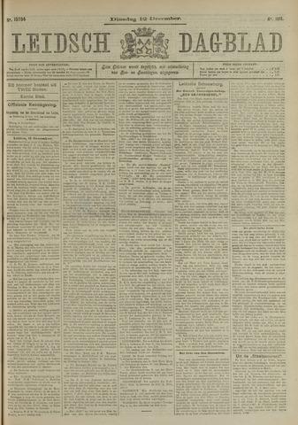 Leidsch Dagblad 1911-12-12