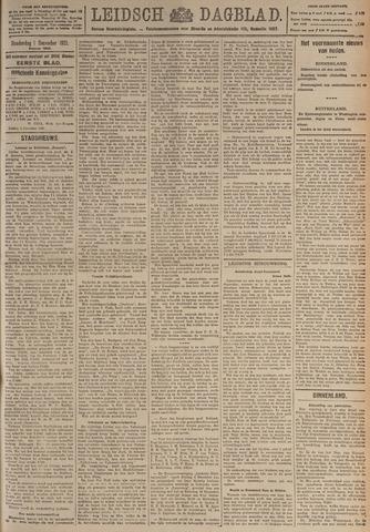 Leidsch Dagblad 1921-12-01