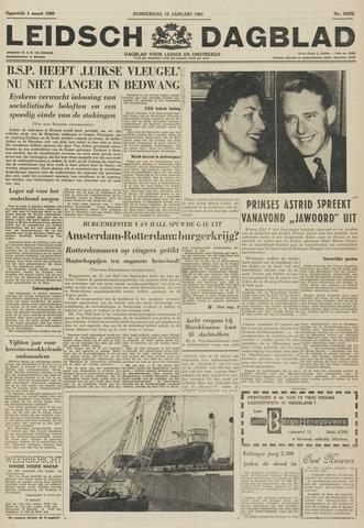Leidsch Dagblad 1961-01-12