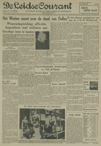 Leidse Courant 1959-05-25