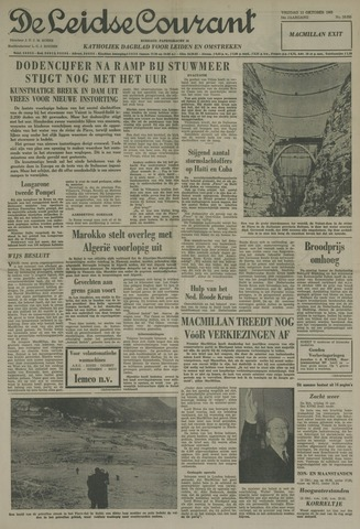 Leidse Courant 1963-10-11