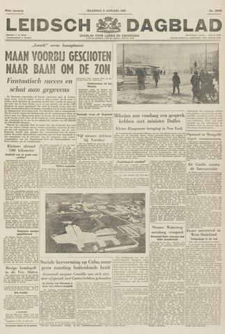 Leidsch Dagblad 1959-01-05